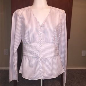 American Eagle Outfitters Button Down Top